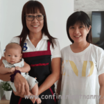 Happy Mother from Seng Kang